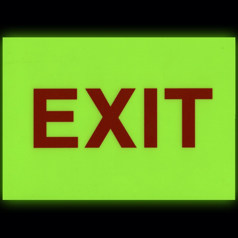 Exit Reflectives