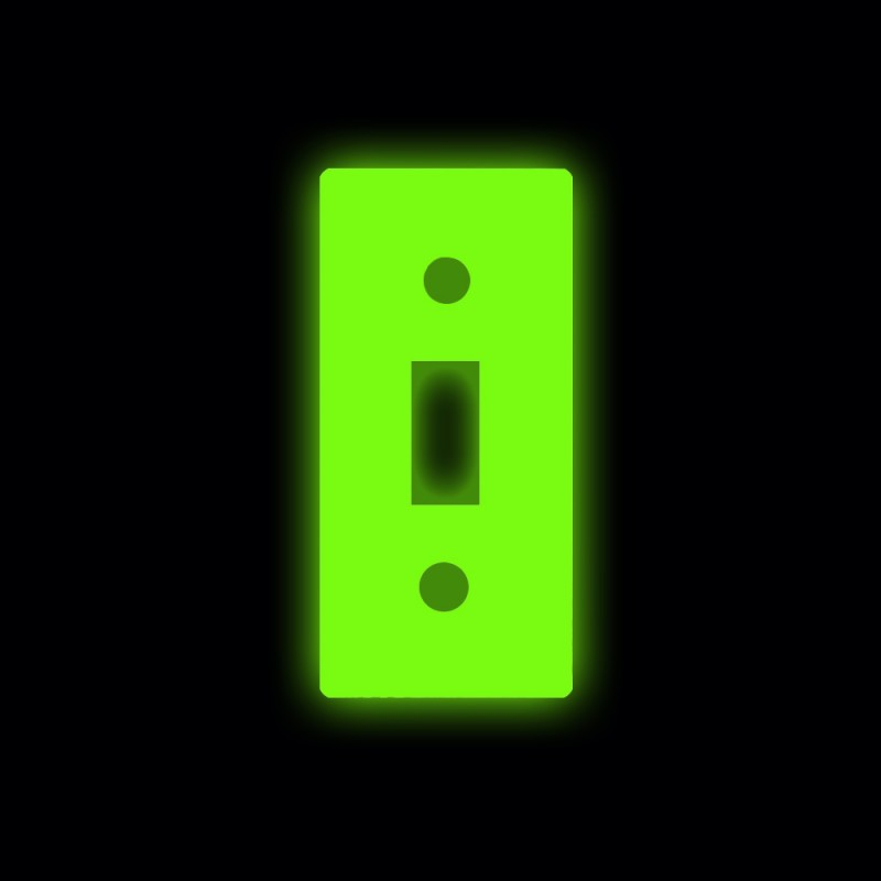 Light Switch Topper Reflectives