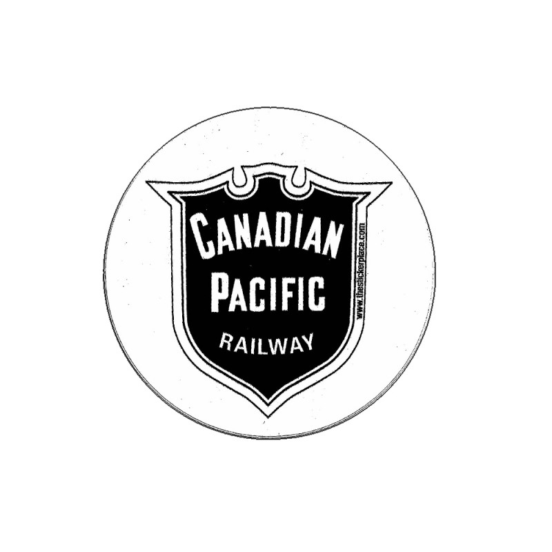 Canadian Pacific Railway Reflectives