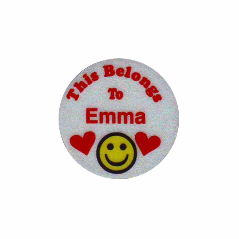 This belongs to Emma Reflectives