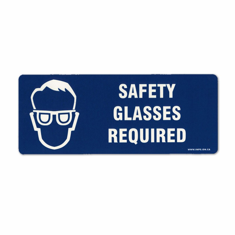 Eye Protection Reflectives